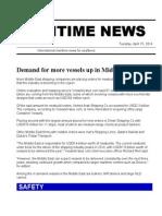 Maritime News 15 Apr 14