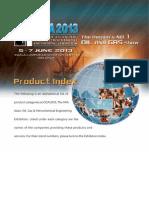 OGA 2013 Product Index_R4