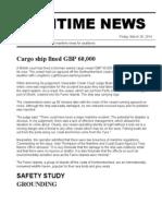 Maritime News 28 Mar 14