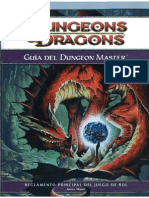 D&D 4 Ed - Guia Del Dungeon Master