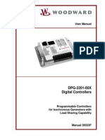 Woodward Digital Controllers