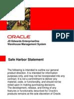 Warehouse Mgmt System Presentation 1741531