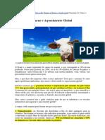 Você está aqui Mundo Educação Química Química Ambiental Consumo de Carne e Aquecimento Global