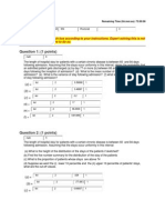 Statisticss Work  i n decision sciences.