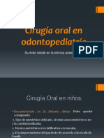 Cirugia Oral en odontopediatría2