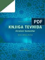 Knjiga Tevhida-skraćeni-komentar