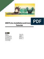 ANSYS Installation Tutorial