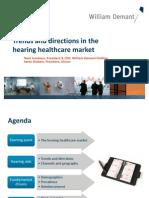 Hearing aid market