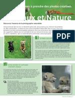 Canon - Cours de Photographie - Animaux et Nature.pdf
