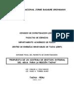 Imforme Final Proin 2006