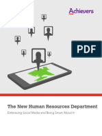 Achievers - Whitepaper - The New Human Resources Department_0