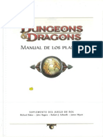D&D 4 Ed - Manual de Los Planos