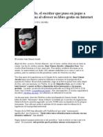 (EL Confidencial)  Gómez Jurado y las redes sociales