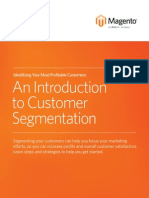 An Introduction to Customer Segmentation eBook
