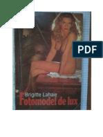 Brigitte Lahaie - Fotomodel de Lux