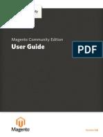 Magento Community Edition 1.8 User Guide
