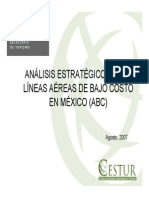 Analisis Lineas Aereas