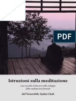 188135515 Istruzioni Sulla Meditazione