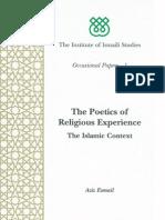 Poetics of Religious Experience