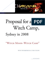 Witch Moon Proposal