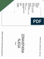 Zdravstvena Njega, 1 Medicinske II Izdanje, Omercic, Ramovic, Stjepic