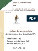 Avaliacação do risco de Auditoria.pdf