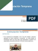 Estimulación Temprana EXPOSICION pnp