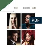 Catalogo Ben Nye 2013