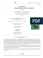Rudolf Steiner - Antropologia Generala CA Baza a Pedagogiei