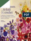 ( Artezanato) - 100+Flowers+to+Knit+and+Crochet (1)