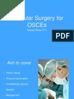 vascular surgery osce