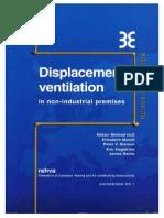 Rehva Guidebook No 1 DisplacementVentilation