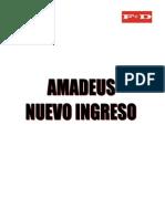 Curso Amadeus