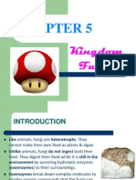 Chap 5-Bio320 (Fungi)