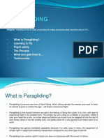 The art of paragliding paragliding fandeluxe Images