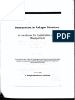 UNHCR SAFIRE Permaculture Refugee Situations