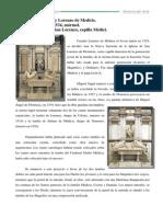 Comentario_t9_ Tumba de Lorenzo y Guliano de Medicis_Miguel Angel