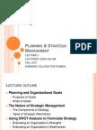 3-Planning & Strategic Mananement