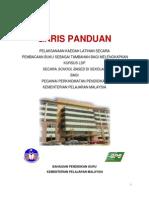 Garis Panduan Pelaksanaan Kaedah LDP Secara Pembacaan Buku Bg Melengkapkan Kursus LDP Secara School Based (1)