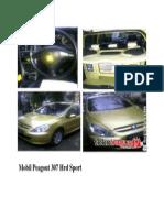 Mobil Peagout 307 Hrd Sport