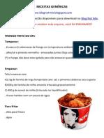 Frango KFC Genérico
