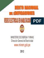 18. Redes Electricas en Habilitaciones