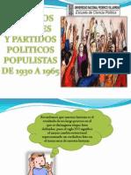 Procesos Sociales en El Peru