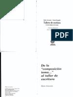 ALVARADO_ PAMPILLO - Talleres de Escritura