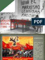 VIOLENCIA POLÍTICA - DIAPOS