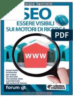 (eBook E-Book) SEO _ Tecniche Per Creare Un Sito Web Che Sia Ben Visto e Posizionato Dai Motori Di Ricerca