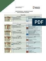 Kalender Pendidikan Telkom University 2014