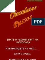 Arte Em Chocolate