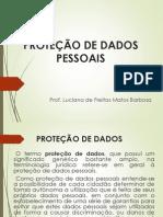 1-PROTEÇÃO DE DADOS