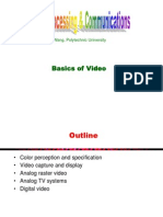 Video Processing Communications Yao Wang Chapter1